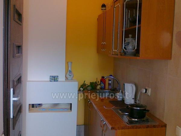 One, two-room apartments for rent in Ventspils, Latvia - 1