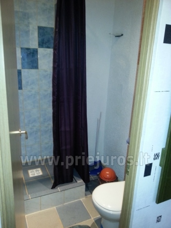 One, two-room apartments for rent in Ventspils, Latvia - 5