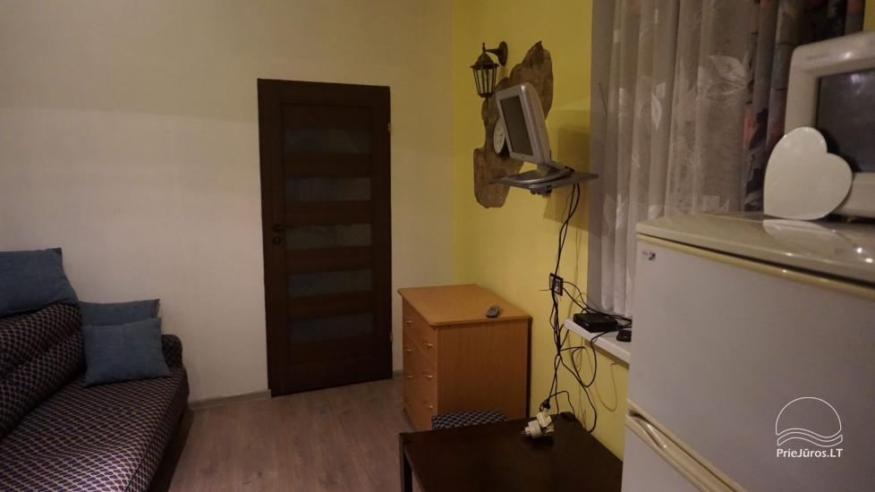 Vienas un divu istabu dzīvokļi Ventspilī - 9