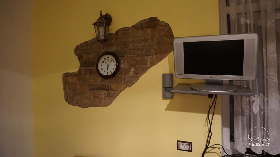 Vienas un divu istabu dzīvokļi Ventspilī - 10
