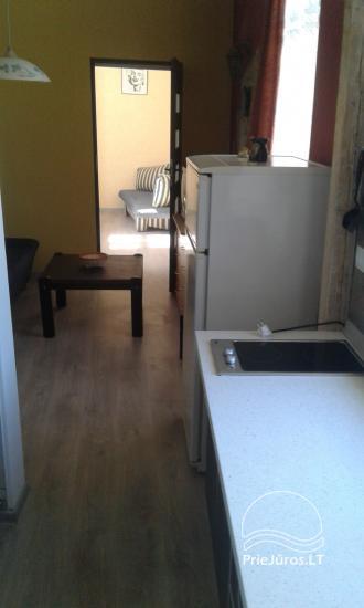 Vienas un divu istabu dzīvokļi Ventspilī - 11