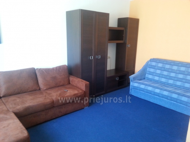 One-room apartments for rent in Ventspils - 8