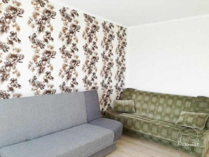 Holiday in Ventspils, private room rental