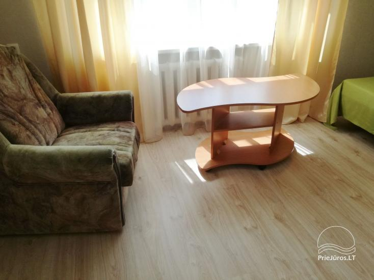 Holiday in Ventspils, private room rental - 9