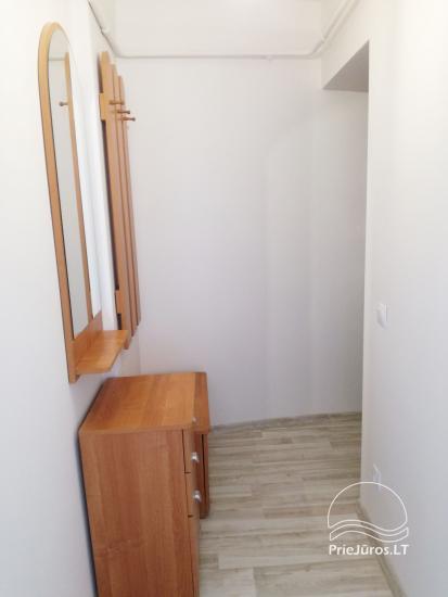 Viena istaba dzīvokli Ventspilī - 12