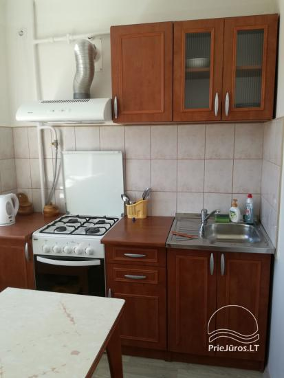 One room apartment for rent in Ventspils - 6