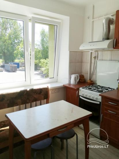 One room apartment for rent in Ventspils - 7