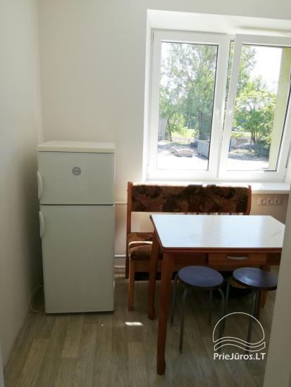 One room apartment for rent in Ventspils - 8