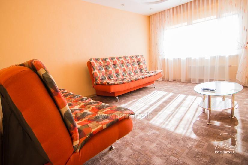 Apartamentai - butas Ventspilyje Rich - 5