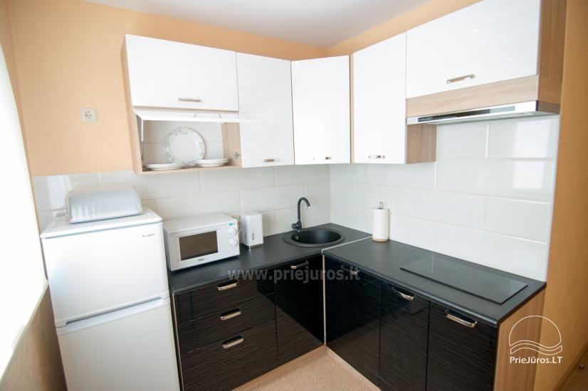 Apartamentai - butas Ventspilyje Rich - 6