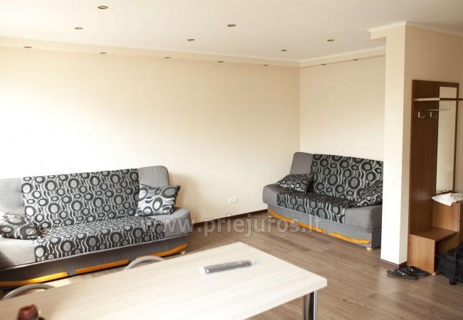 Apartamentai - butas Ventspilyje Rich - 2