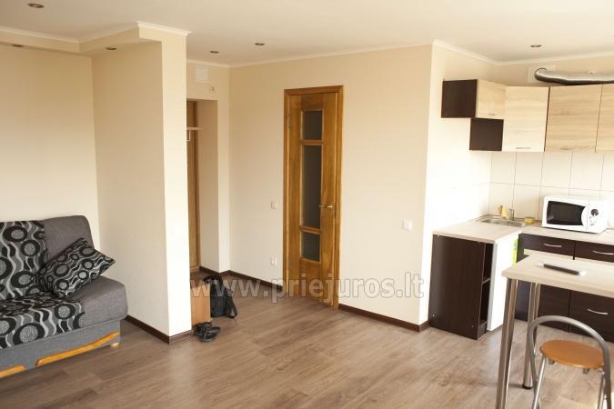 Apartamenti dzīvoklī Ventspilī Rich - 3