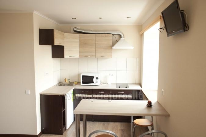 Apartamenti dzīvoklī Ventspilī Rich - 4