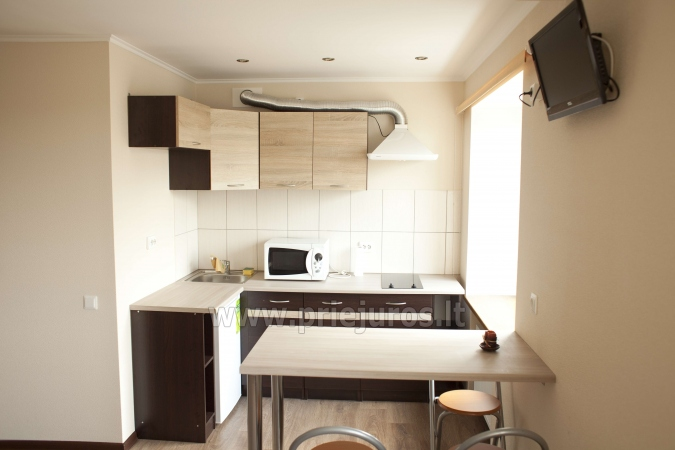 Apartamentai - butas Ventspilyje Rich - 4