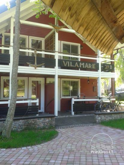 Svečių namai Vila Marė Pervalkoje