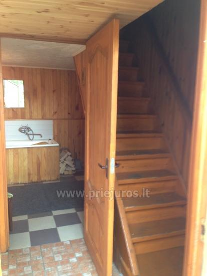 Apartment for rent in Ventspils in a private villa - 7