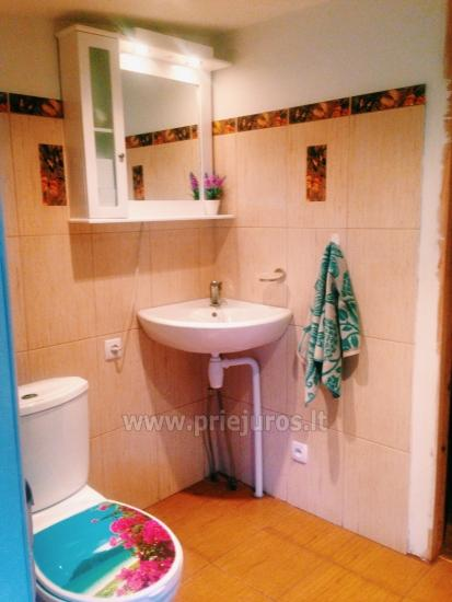 Apartment for rent in Ventspils in a private villa - 8