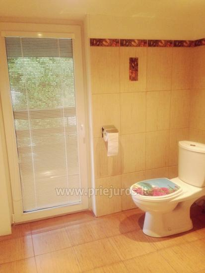 Apartment for rent in Ventspils in a private villa - 9