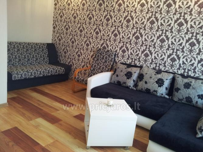 1 and 2 room flats in Ventspils