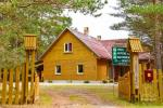 Holiday cottages  in Ventspils district Videnieki