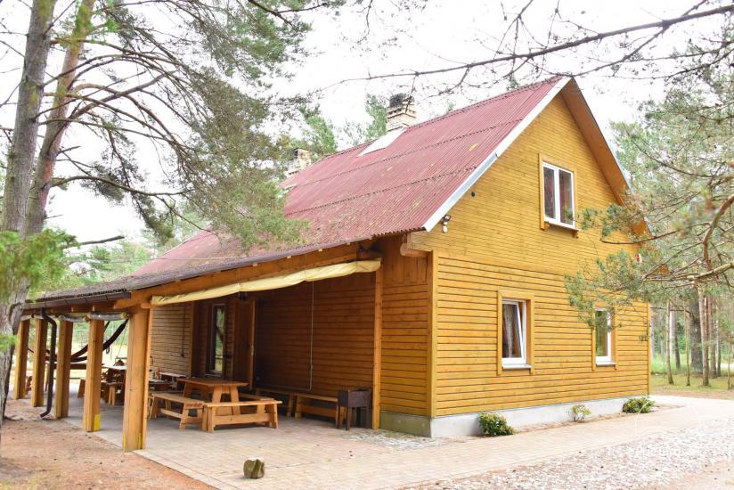 11 vietų namas