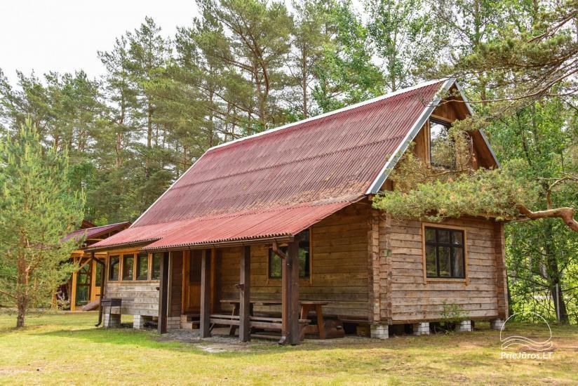 9 vietų namas