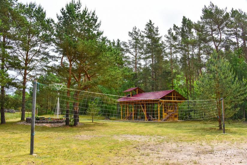 Holiday cottages  in Ventspils district Videnieki - 10