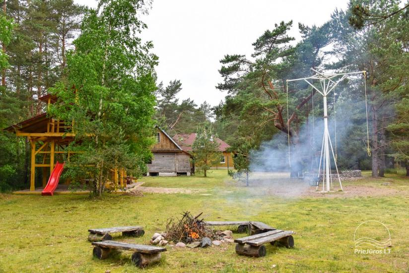 Holiday cottages  in Ventspils district Videnieki - 8