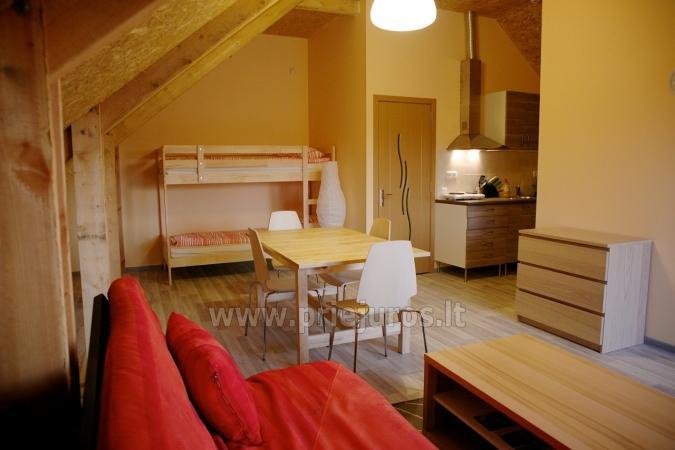 Šeimyniniai apartamentai