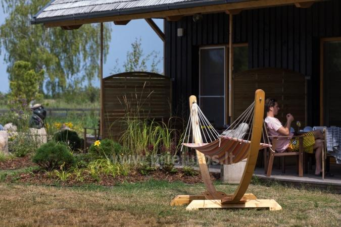 Holiday in Pape, Latvia. Apartments in homestead at the sea Jekaupi - 10