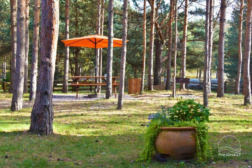 """Villa uz jūras krastā """"D&А Baltic Beach Villa"""" - 20"""