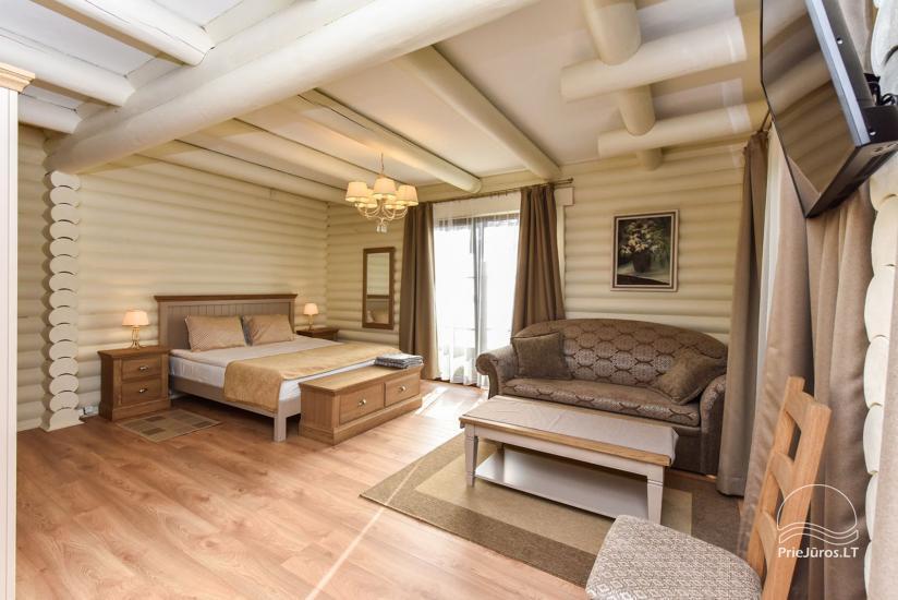 """Villa uz jūras krastā """"D&А Baltic Beach Villa"""" - 11"""