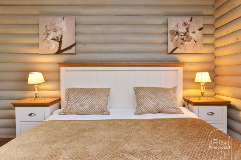 """Villa uz jūras krastā """"D&А Baltic Beach Villa"""" - 23"""