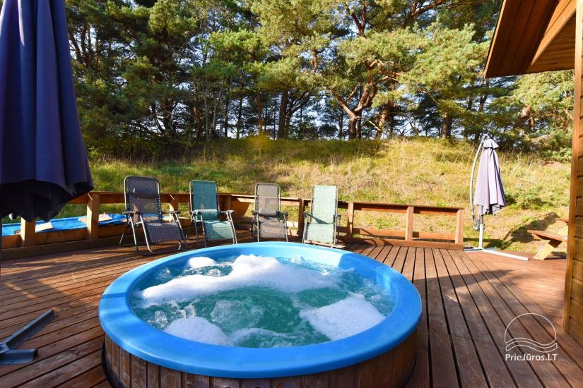 """Villa uz jūras krastā """"D&А Baltic Beach Villa"""" - 28"""