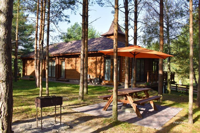 Vila ant jūros kranto D&A Baltic Beach Villa - 31