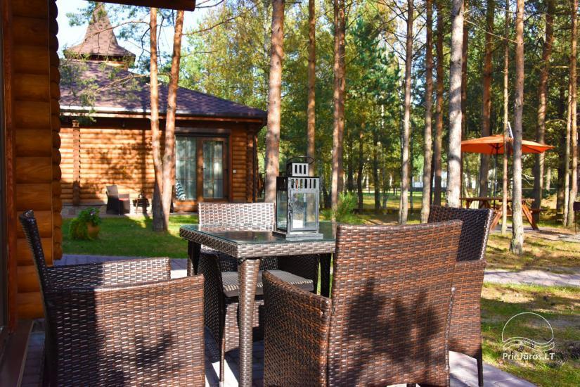 """Villa uz jūras krastā """"D&А Baltic Beach Villa"""" - 32"""