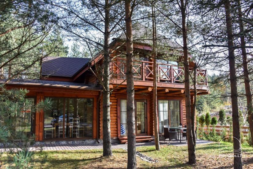 """Villa uz jūras krastā """"D&А Baltic Beach Villa"""" - 33"""