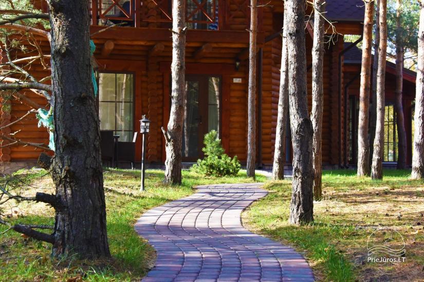 """Villa uz jūras krastā """"D&А Baltic Beach Villa"""" - 35"""