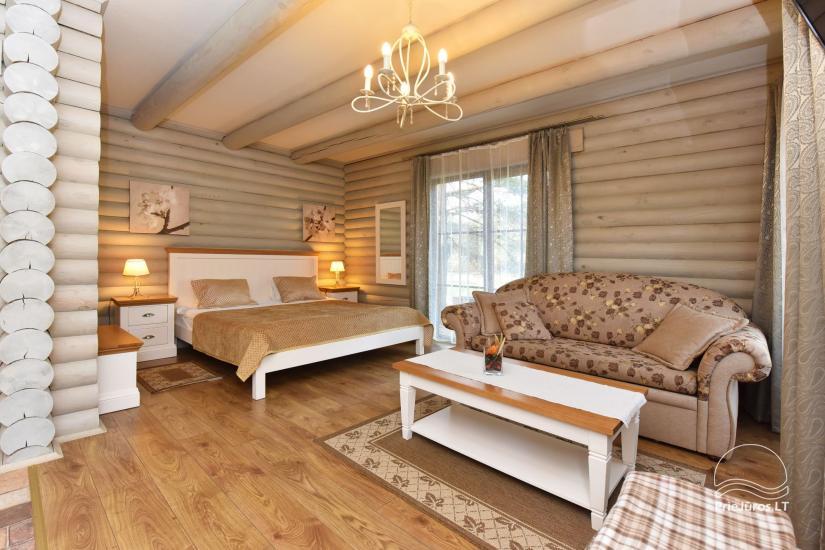 """Villa uz jūras krastā """"D&А Baltic Beach Villa"""" - 36"""