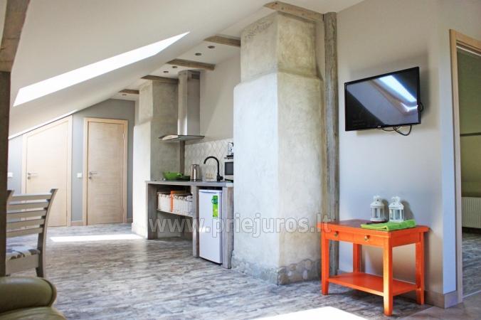 Apartamenti Dzirnavas - 5