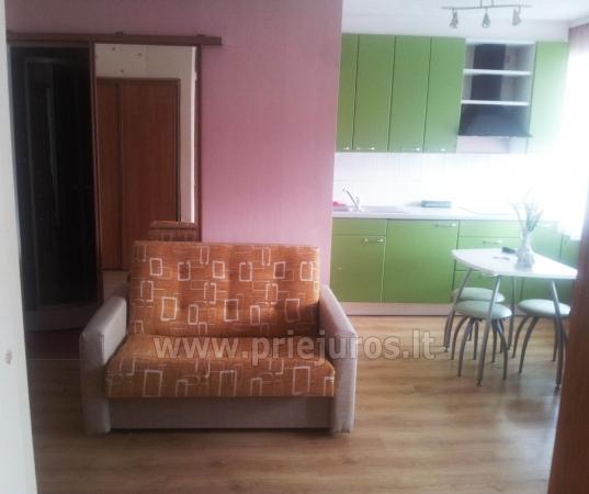 2 divu istabu dzīvokļi īre Ventspilī - 9