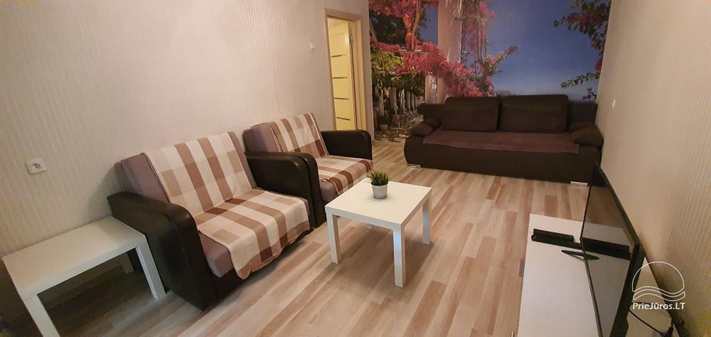 Nuomojamas jaukus 1 kambario butas Inzinieru iela 91, Ventspilis - 1