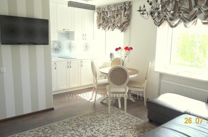 Two rooms apartment for rent in Liepaja. To the sea 100 m. - 1