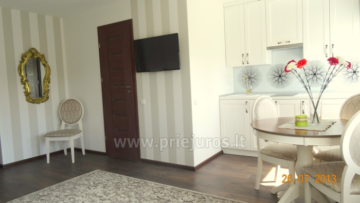 Two rooms apartment for rent in Liepaja. To the sea 100 m. - 2