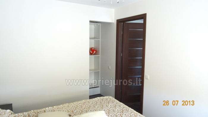 Two rooms apartment for rent in Liepaja. To the sea 100 m. - 6