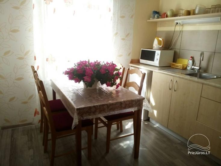 Holiday house for rent in Ventspils with terrace, 400m from the sea! - 11