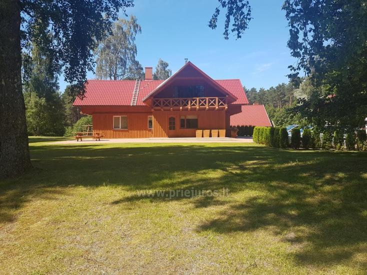 Summerhouses for rent in Liepoja area - 2