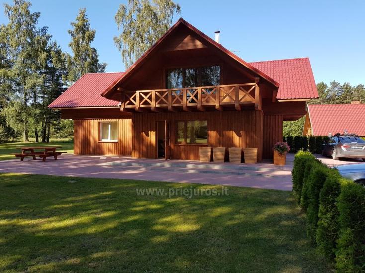 Summerhouses for rent in Liepoja area - 3