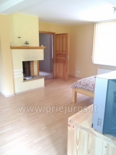 Summerhouses for rent in Liepoja area - 10