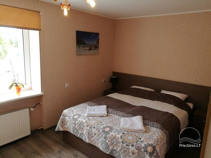 2 kambarių apartamentai Ventspilio centre prie pat vaikų miestelio - 9